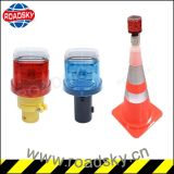 Energia-economia portátil Solar Warning Light de Road Traffic em Sale