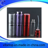 Duftstoff-Zerstäuber-Flasche des Metall5ml mit geöffnetem Fenster