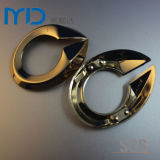 O Style Zinc Alloy Metal Buckles per Fashion Shoes del Lady