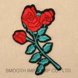 Fiore su ordinazione di Applique di modo per la zona del ricamo delle donne dell'indumento