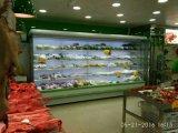 과일을%s 유럽 높은 능률적인 작풍 Multideck 열려있는 냉각장치