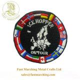 国際連合カスタムヨーロッパの刺繍の耐火性の衣類パッチ