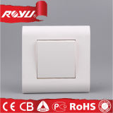 CER Approved 12 Years Guarantee Free 1gang Lighting Electric Switch