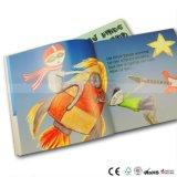 Umweltfreundliches farbenreiches Papiereinbandes Kind-Geschichte-Buch