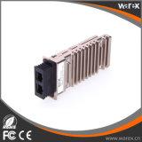 Cisco CWDM-X2 10GBASE-CWDM compatible, 1270~1610nm SM, SC a dos caras, transmisor-receptor X2 de los 40km