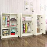 [مدف] ميلامين مادّيّ تصميم غرفة نوم أثاث لازم خزانة ثوب