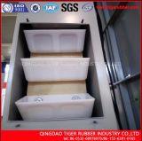 Correia transportadora de correia do PVC da correia da cubeta do elevador