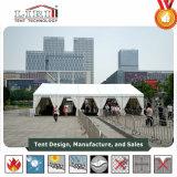tenda enorme della fiera commerciale di 50mx100m con il blocco per grafici di alluminio