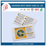 Alta qualidade, ambos os lados Impressão RFID S50 IC Card