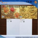 Panneau mural en PVC de couleur Panneau mural pour la publicité