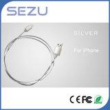 El USB estándar al por mayor de Mfi Kingkong de la fábrica que carga y rápidamente transmite el cable de datos para el iPhone