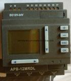 [بلك] [أبب-12مغد] ([ل]), [بلك] مصغّرة, قابل للبرمجة منطق جهاز تحكّم