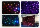 RGB 3 im mit einem Stern Vorhang des Tuch-LED Strar für Dekoration