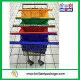 Não Tecidos saco reutilizável de carrinho de compras