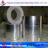 striscia di alluminio della lega di precisione 3003 8011 in azione nel rivestimento luminoso