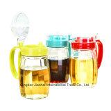 De kleurrijke Fles van het Glas van de Olie Subpackage (620ml/720ml/1080ml)