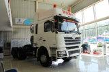 Shacman 6X4 de Vrachtwagen van de Tractor van de Aanhangwagen van 50 Ton
