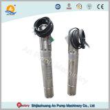 Haute pression de décharge de pompe centrifuge à plusieurs degrés en acier inoxydable