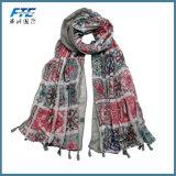 Wärmere Winter-Frauen-feste weiche Kaschmir-Schals