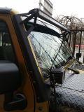 De Toebehoren van de Auto van de Steunen van de voorruit voor Jeep Wrangler Jk