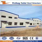 A manufatura de China fácil monta o armazém claro da construção de aço