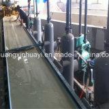Шлам обезвоживания машины резиновый ремень вакуумный фильтр