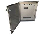Boîtier de distribution métallique en aluminium (LFAL0094)