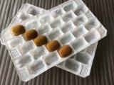 Одноразовые пластиковые ПЭТ упаковки в блистерной упаковке фруктов внутренний лоток делителей