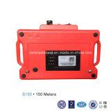 150m bewegliches Multifunktionsgrundwasser-Detektor-Gerät (S-150)