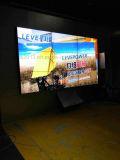 46pulgadas LCD Video Wall Splicing Precio Tótem LCD pantalla de pared a la venta digital