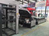 Hebei haute vitesse automatique feuille de carton ondulé d'administration de la flûte de la machine de contrecollage