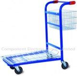 Carrello di acquisto, carrello del carrello di laminazione, carrello del carrello del metallo