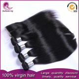 I capelli vietnamiti all'ingrosso del Virgin tessono con la chiusura del merletto