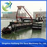 Dragueur meilleur marché de fleuve d'aspiration de pompe de sable de bonne qualité fabriqué en Chine