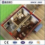 Flat Pack contenedor Modular prefabricada casa por casa viva