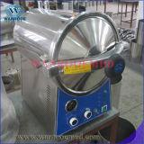 Autoclave de vapor a presión de mesa