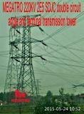 Megatro 220kv 2e5 Sdjc doppelter Schaltungswinkel-und Terminal-Übertragungs-Aufsatz