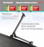 ほとんどの普及した電気スクーターの最も安い電気Hoverboardの携帯用大人の子供の電気スケートボードライト電気バイク