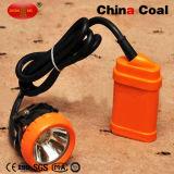 Lampada di protezione di sicurezza nelle miniere di alto potere LED del carbone Kj3.5lm della Cina