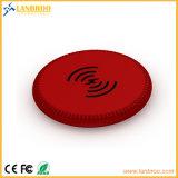 고무 지능적인 전화 단락 & 온도 보호를 가진 무선 충전기 패드