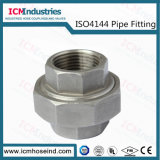 ISO4144 Standard 150lb Stainles Steel 316 304 tubos de parafuso