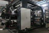 Hete Verkoop Vier Machine van de Druk van de Kleur de Veelkleurige Flexographic