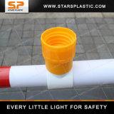 Штанга конуса движения оптового красного белого ABS пластичная Retractable