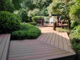 Decking impermeável Eco-Friendly do Decking WPC Polywood de WPC