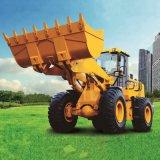 cargadora de ruedas de diferente tamaño con la norma ISO