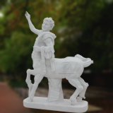 Statua del Centaur, scultura di marmo T-6461