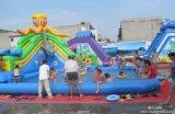 水スライドおよびプール、膨脹可能なおもちゃ様式およびPVCまたはTPU/Water公園のおもちゃ