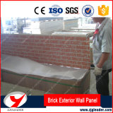 Nc Precision Coating Weathering Series Multicolor Face Brick Pattern Extérieur Wall Board
