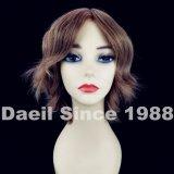 Breve parrucca cinese del merletto dei capelli di Remy per le donne