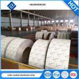 La Chine fournisseur professionnel de 0.03-3.0 mm Couleur enduits/bobine en aluminium peint/bande pour le système de plafond avec PE/PVDF